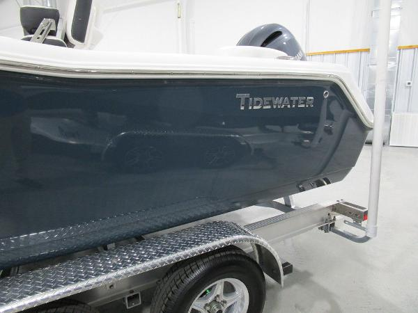 2021 Tidewater boat for sale, model of the boat is 220 LXF & Image # 8 of 48