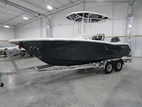 2021 Tidewater boat for sale, model of the boat is 220 LXF & Image # 13 of 48