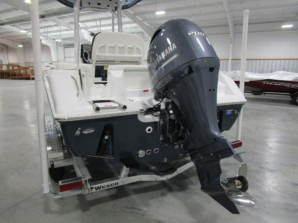 2021 Tidewater boat for sale, model of the boat is 220 LXF & Image # 40 of 48