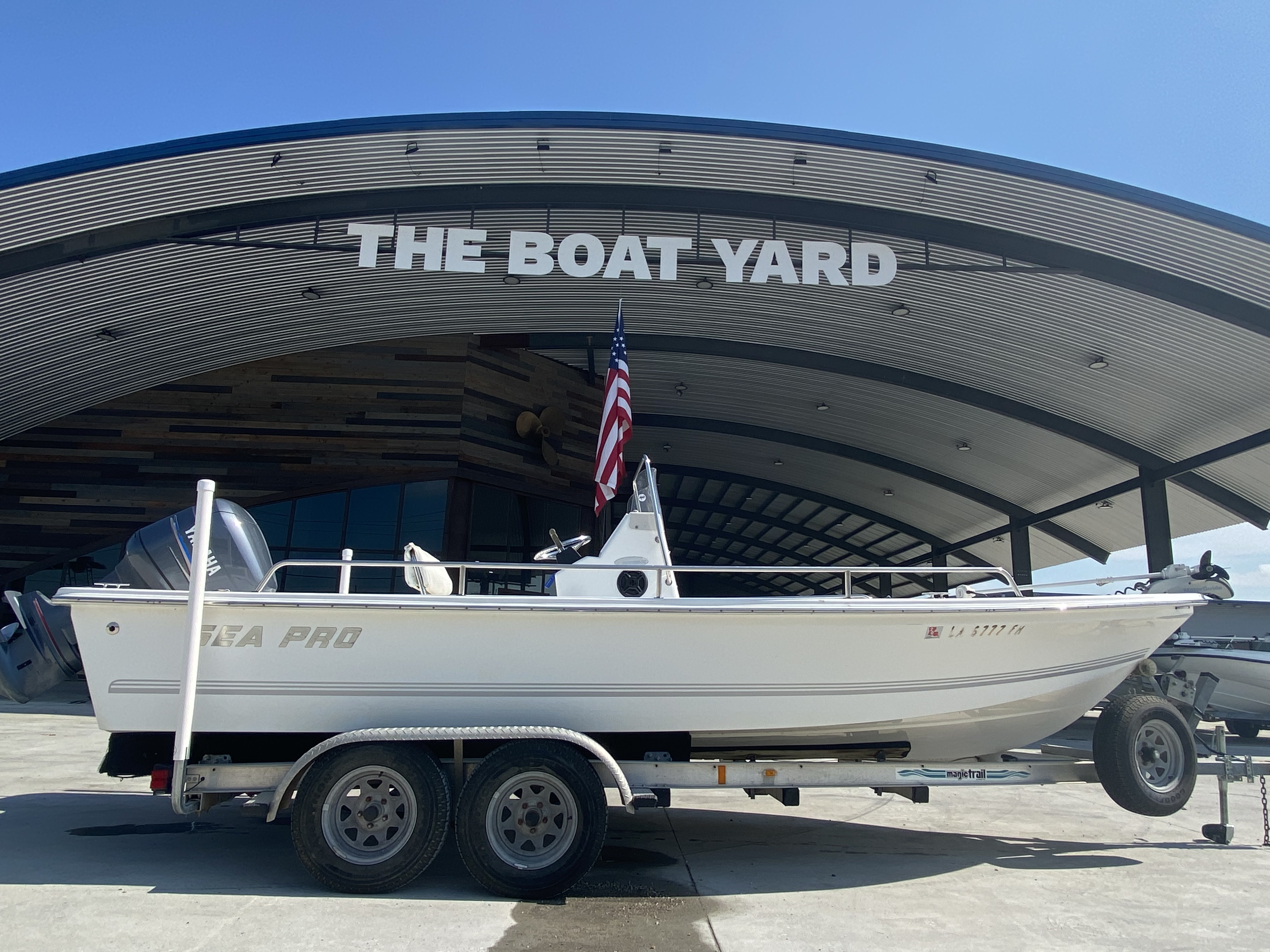2003 Sea Pro boat for sale, model of the boat is SV2100 & Image # 1 of 12