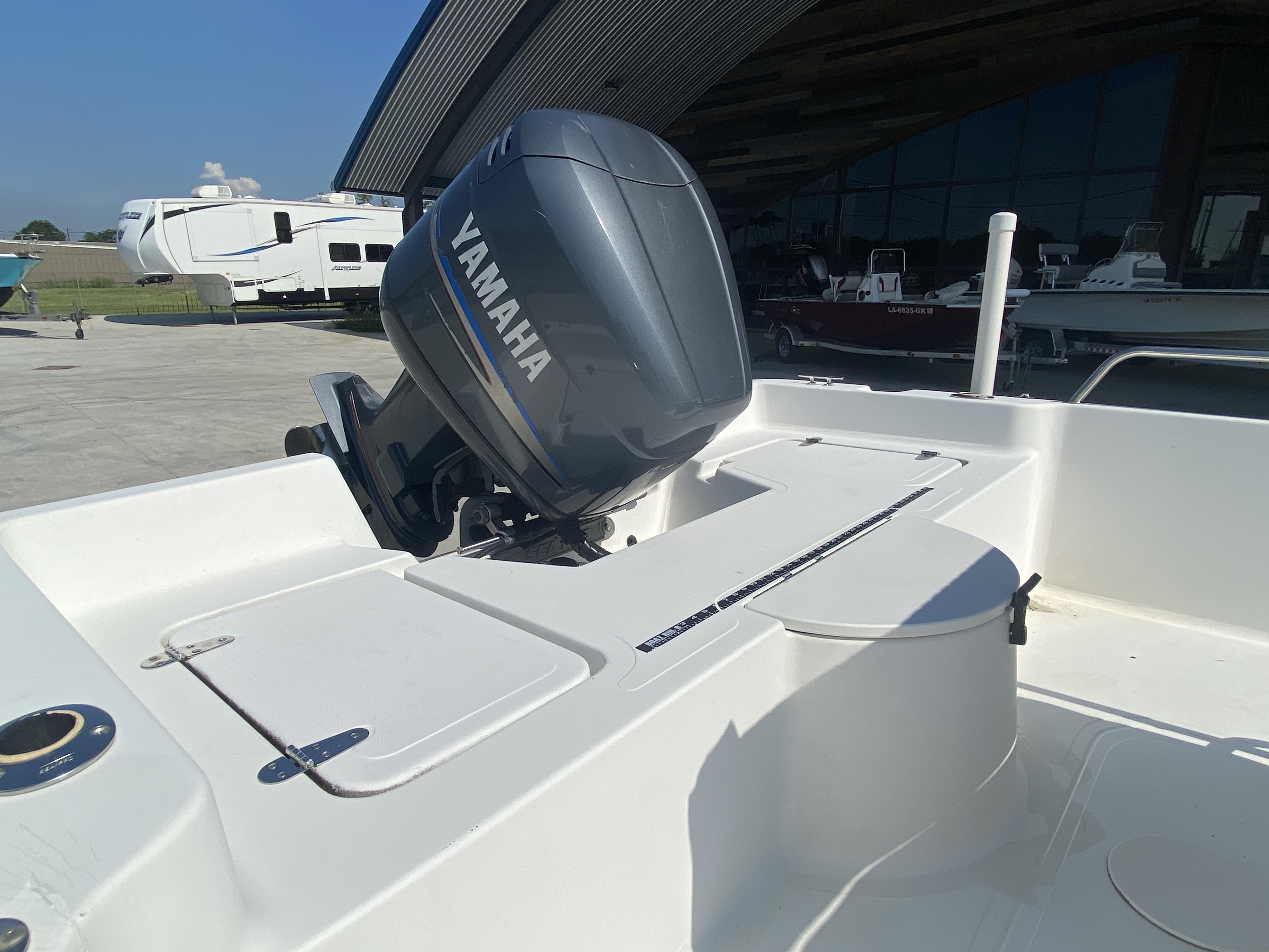 2003 Sea Pro boat for sale, model of the boat is SV2100 & Image # 11 of 12