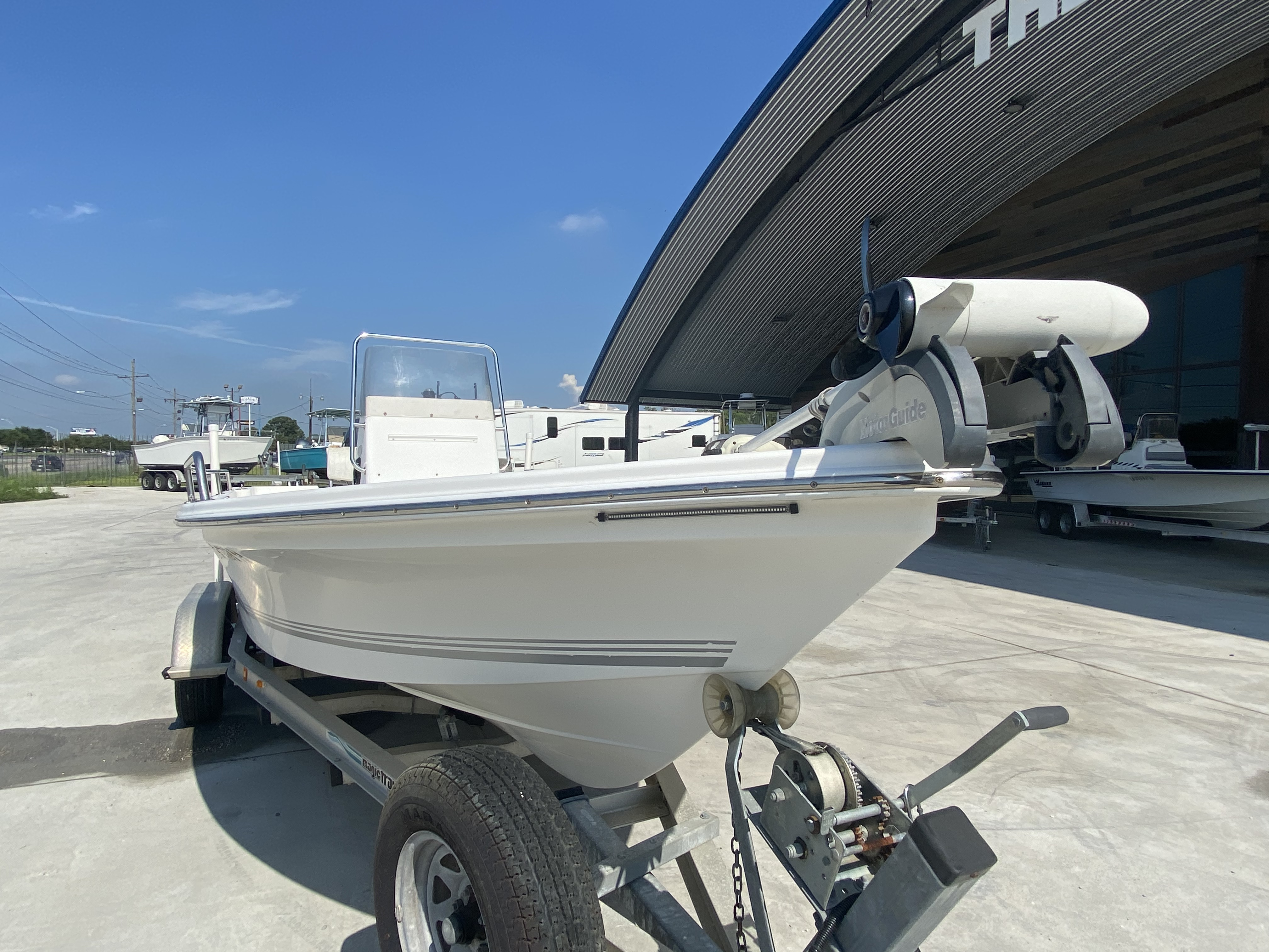2003 Sea Pro boat for sale, model of the boat is SV2100 & Image # 5 of 12