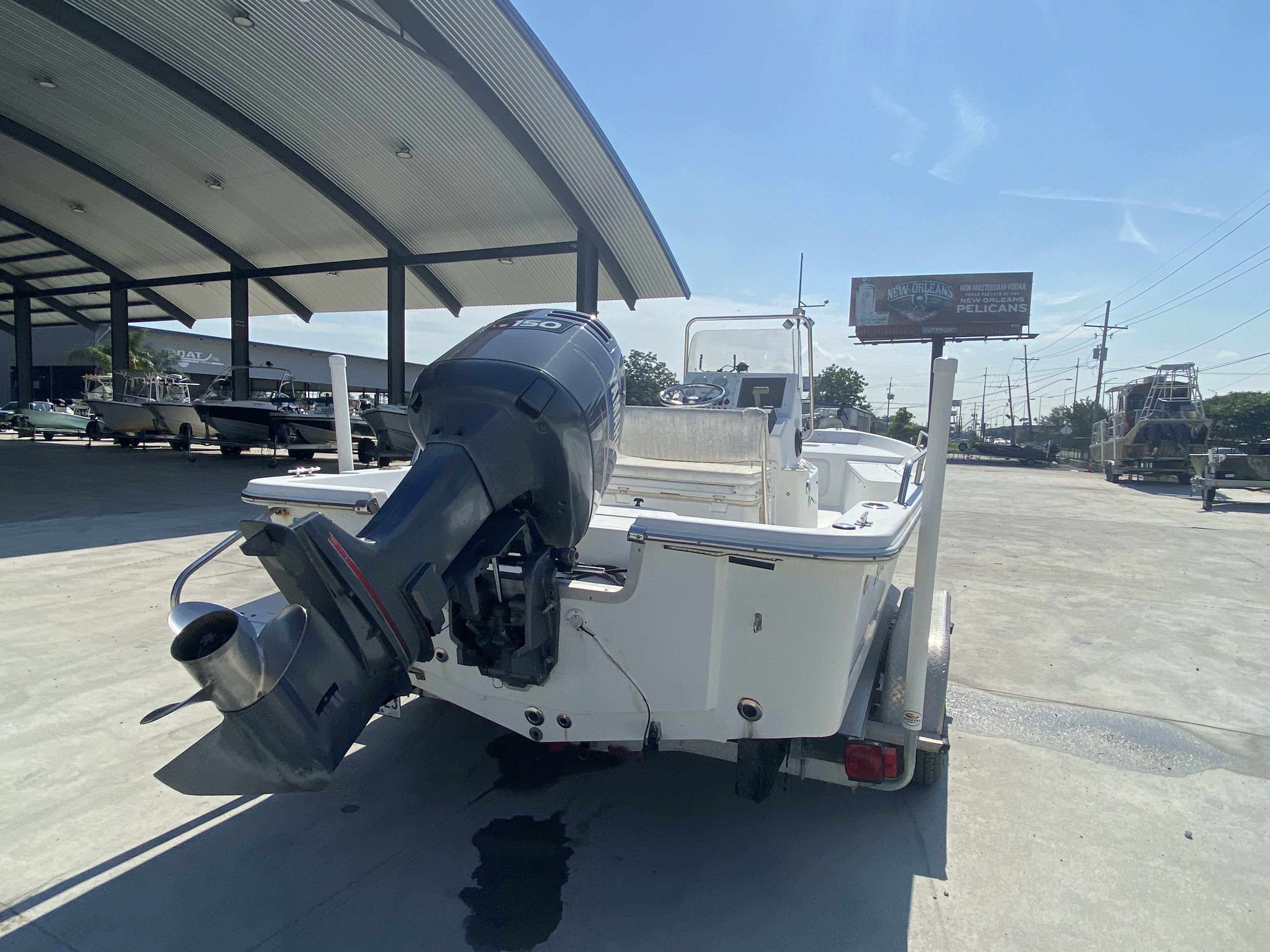 2003 Sea Pro boat for sale, model of the boat is SV2100 & Image # 7 of 12
