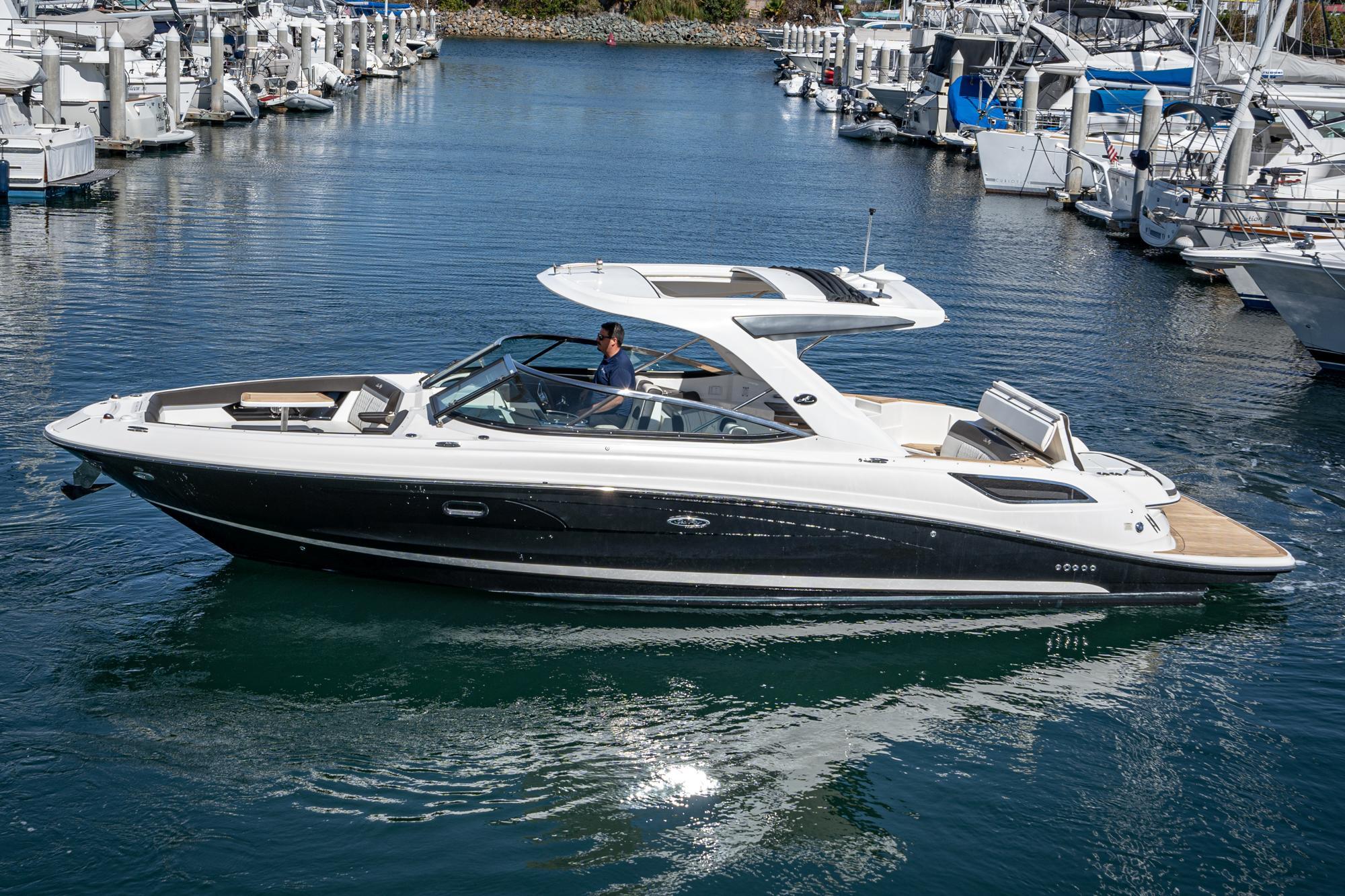 2018 Sea Ray 350 SLX #TB1418RM inventory image at Sun Country Coastal in San Diego