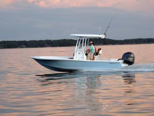 2021 Tidewater boat for sale, model of the boat is 2210 Carolina Bay & Image # 1 of 1
