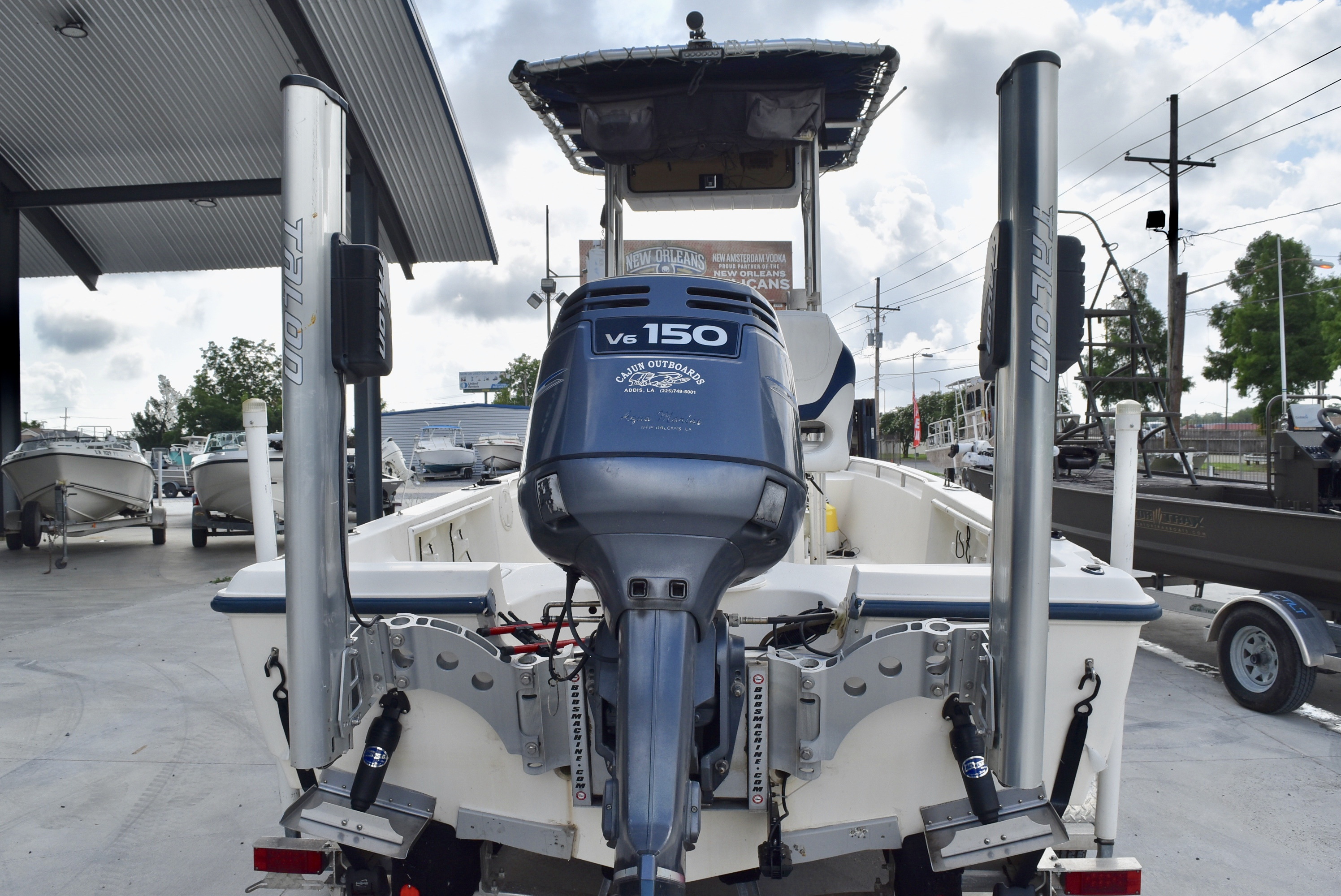 2002 Sea Hunt boat for sale, model of the boat is Navigator 20 & Image # 6 of 7