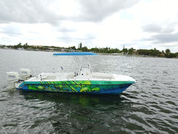 2016 Twin Vee 22 Offshore
