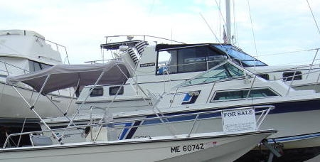 1987 Wellcraft 230 Coastal