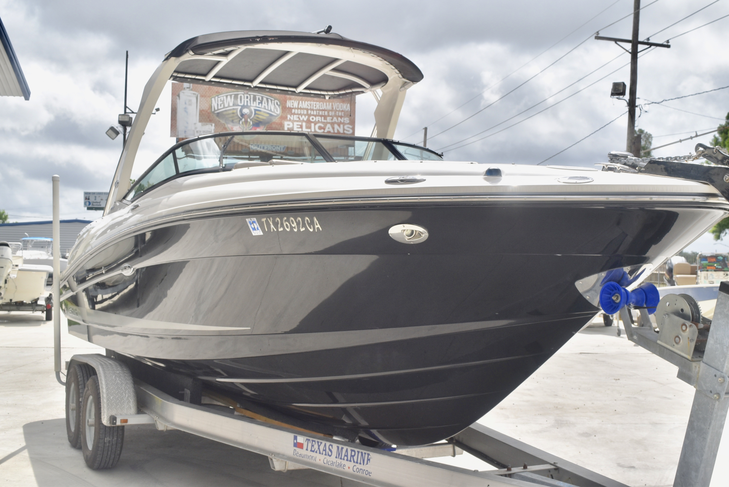 2013 Sea Ray boat for sale, model of the boat is 250 & Image # 8 of 10