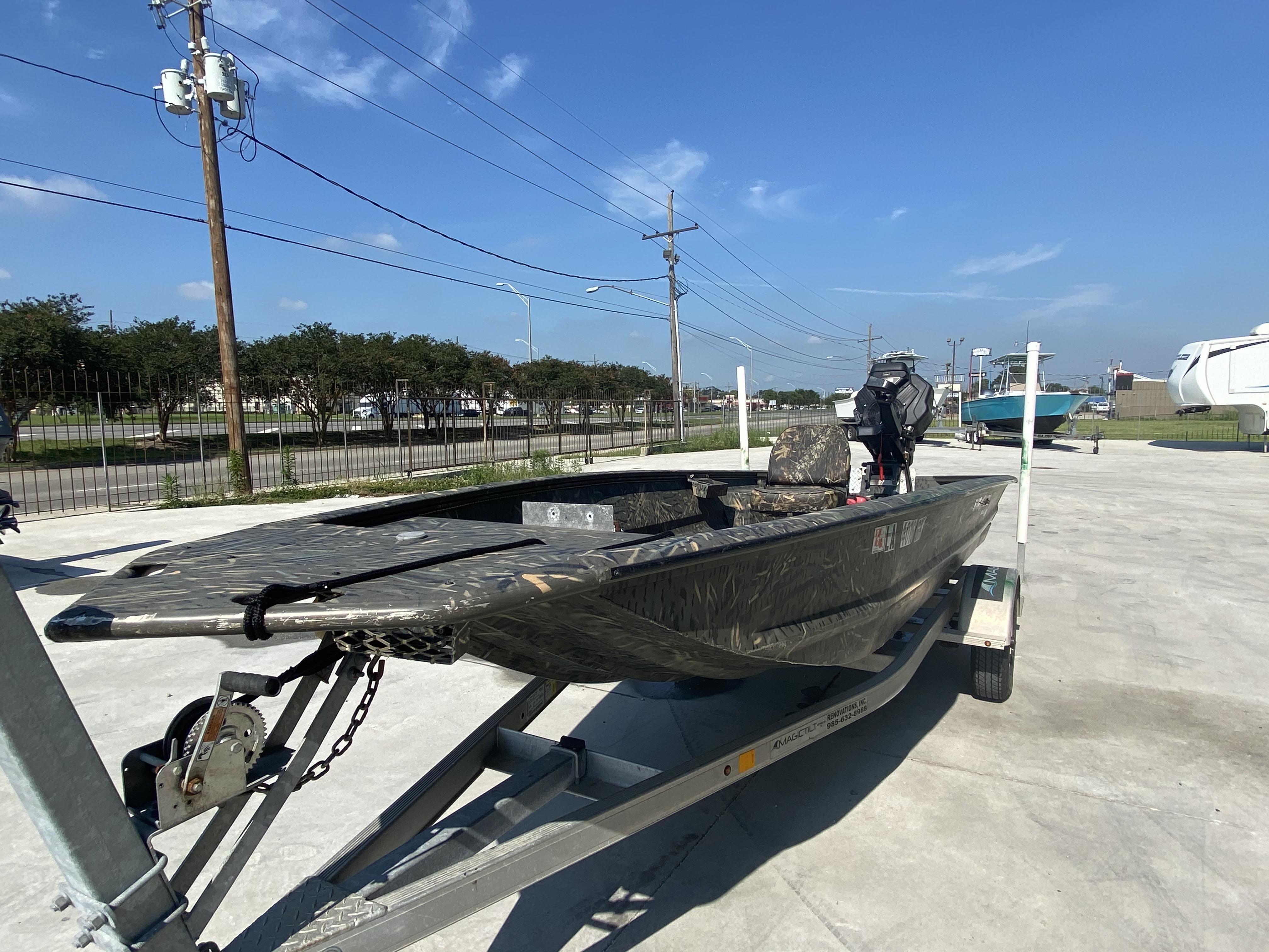 2020 War Eagle boat for sale, model of the boat is Gladiator 750 & Image # 6 of 11