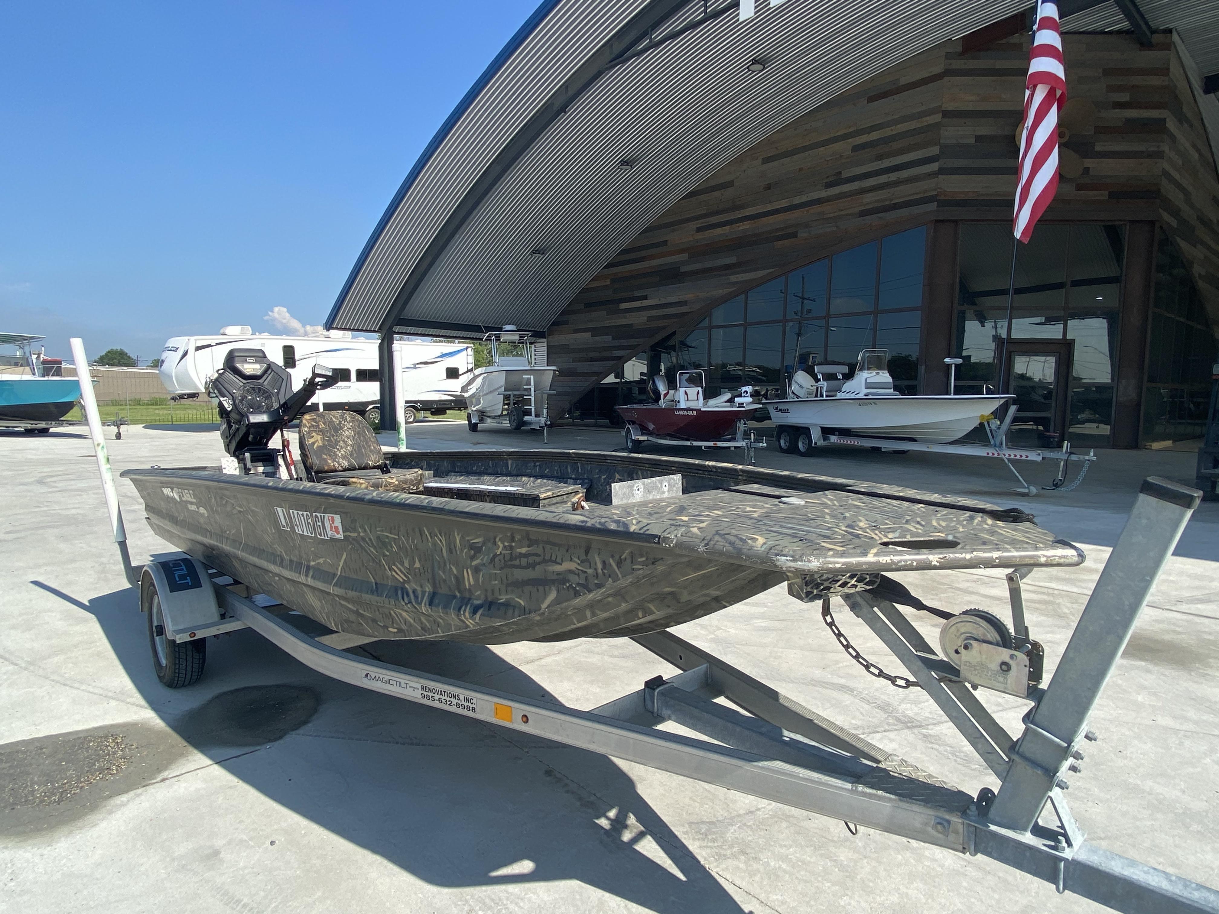 2020 War Eagle boat for sale, model of the boat is Gladiator 750 & Image # 8 of 11