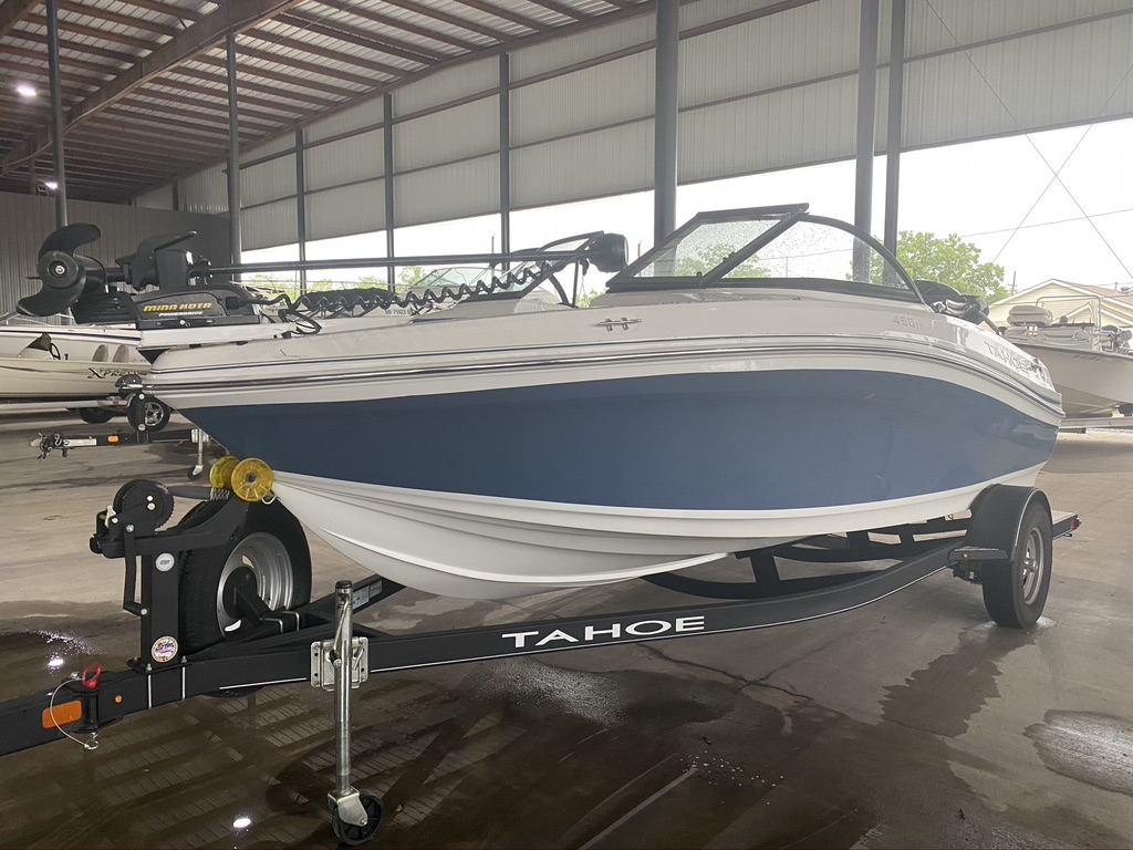 2018 TAHOE 450 TF for sale