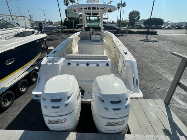 2018 Boston Whaler 280 Outrage #TB1715BB inventory image at Sun Country Coastal in Newport Beach