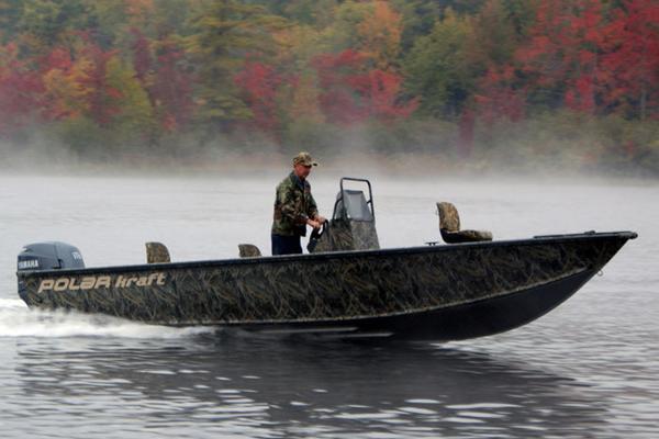 2021 Polar Kraft boat for sale, model of the boat is Outlander 2010 CC & Image # 12 of 12