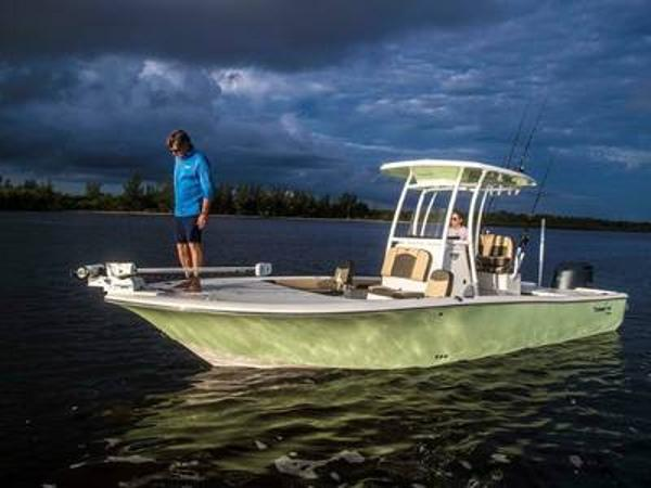2021 Tidewater boat for sale, model of the boat is 2500 Carolina Bay & Image # 1 of 1