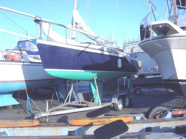 1982 Freedom Yachts Freedom Rig Sloop