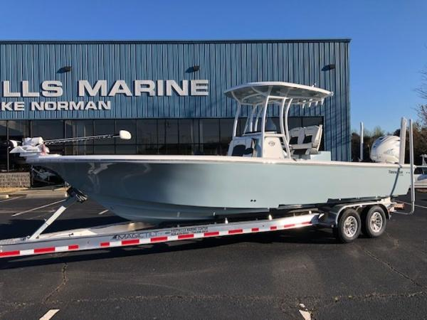 2021 Tidewater boat for sale, model of the boat is 2700 Carolina Bay & Image # 1 of 36