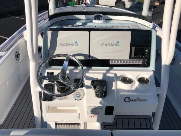 2021 Tidewater boat for sale, model of the boat is 2700 Carolina Bay & Image # 3 of 36