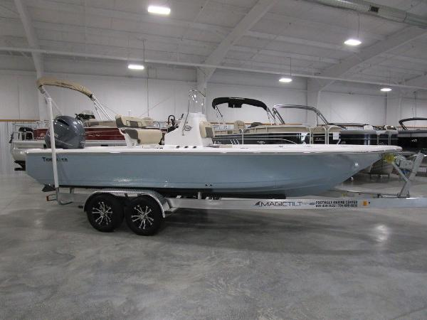 2021 Tidewater boat for sale, model of the boat is 2110 Bay Max & Image # 1 of 39