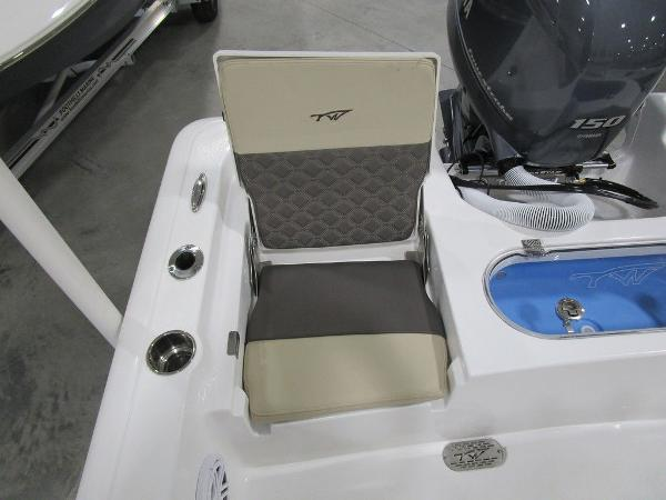 2021 Tidewater boat for sale, model of the boat is 2110 Bay Max & Image # 36 of 39