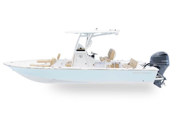2022 SPORTSMAN Masters 247 Bay Boat