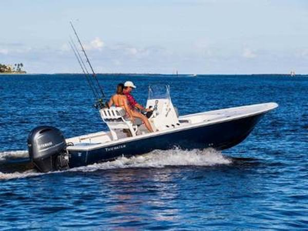 2021 Tidewater boat for sale, model of the boat is 2110 Bay Max & Image # 1 of 1