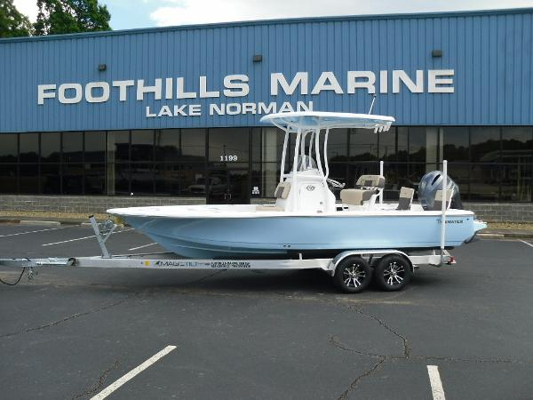 2021 Tidewater boat for sale, model of the boat is 2110 Bay Max & Image # 1 of 11