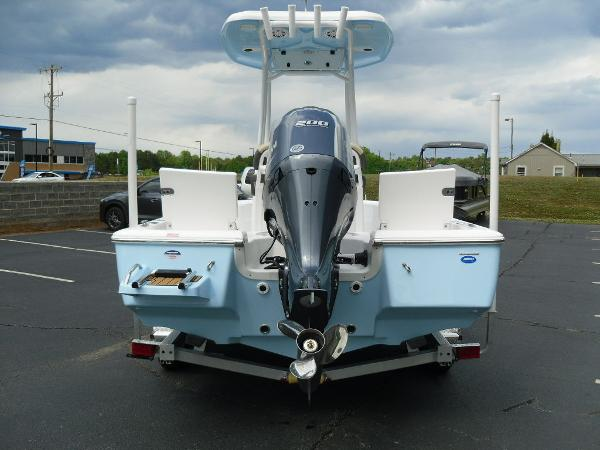 2021 Tidewater boat for sale, model of the boat is 2110 Bay Max & Image # 2 of 11