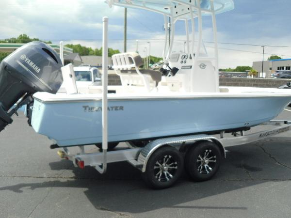 2021 Tidewater boat for sale, model of the boat is 2110 Bay Max & Image # 4 of 11