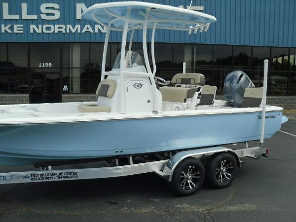 2021 Tidewater boat for sale, model of the boat is 2110 Bay Max & Image # 5 of 11