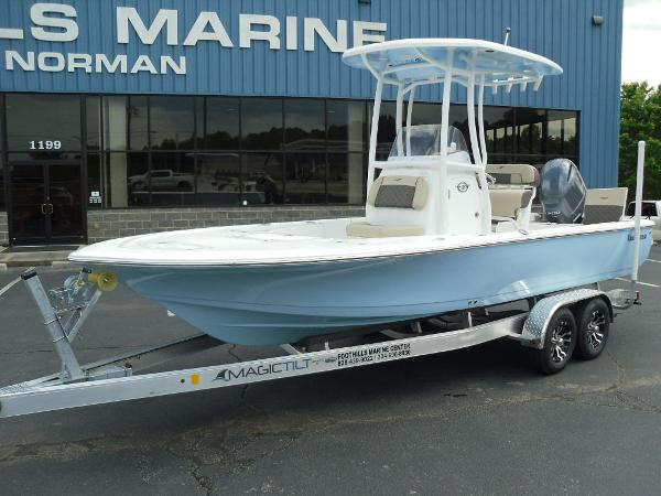 2021 Tidewater boat for sale, model of the boat is 2110 Bay Max & Image # 7 of 11