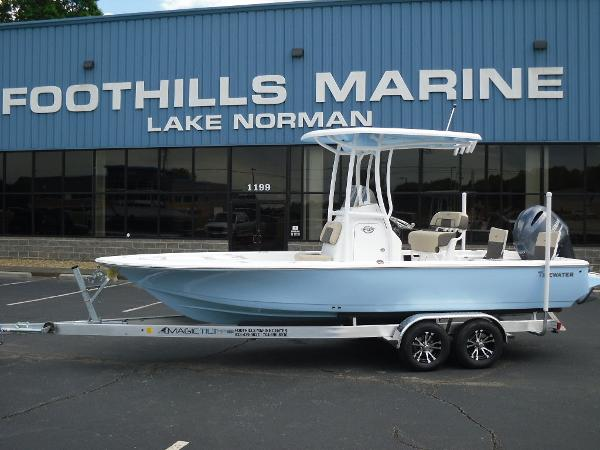 2021 Tidewater boat for sale, model of the boat is 2110 Bay Max & Image # 8 of 11