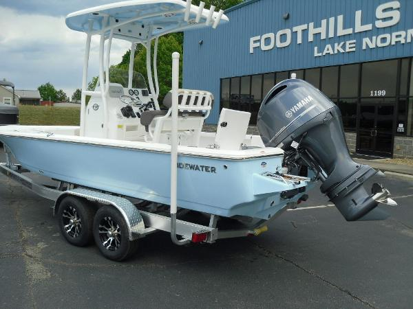 2021 Tidewater boat for sale, model of the boat is 2110 Bay Max & Image # 9 of 11
