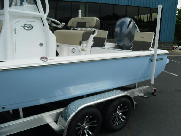 2021 Tidewater boat for sale, model of the boat is 2110 Bay Max & Image # 10 of 11