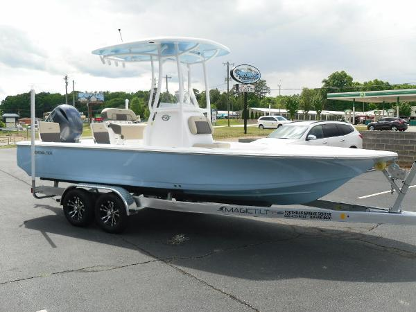 2021 Tidewater boat for sale, model of the boat is 2110 Bay Max & Image # 11 of 11