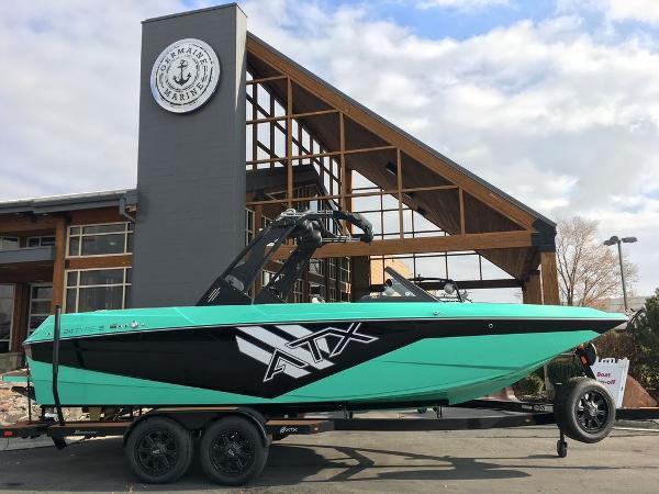 2020 ATX Surf Boats 24 Type-S thumbnail