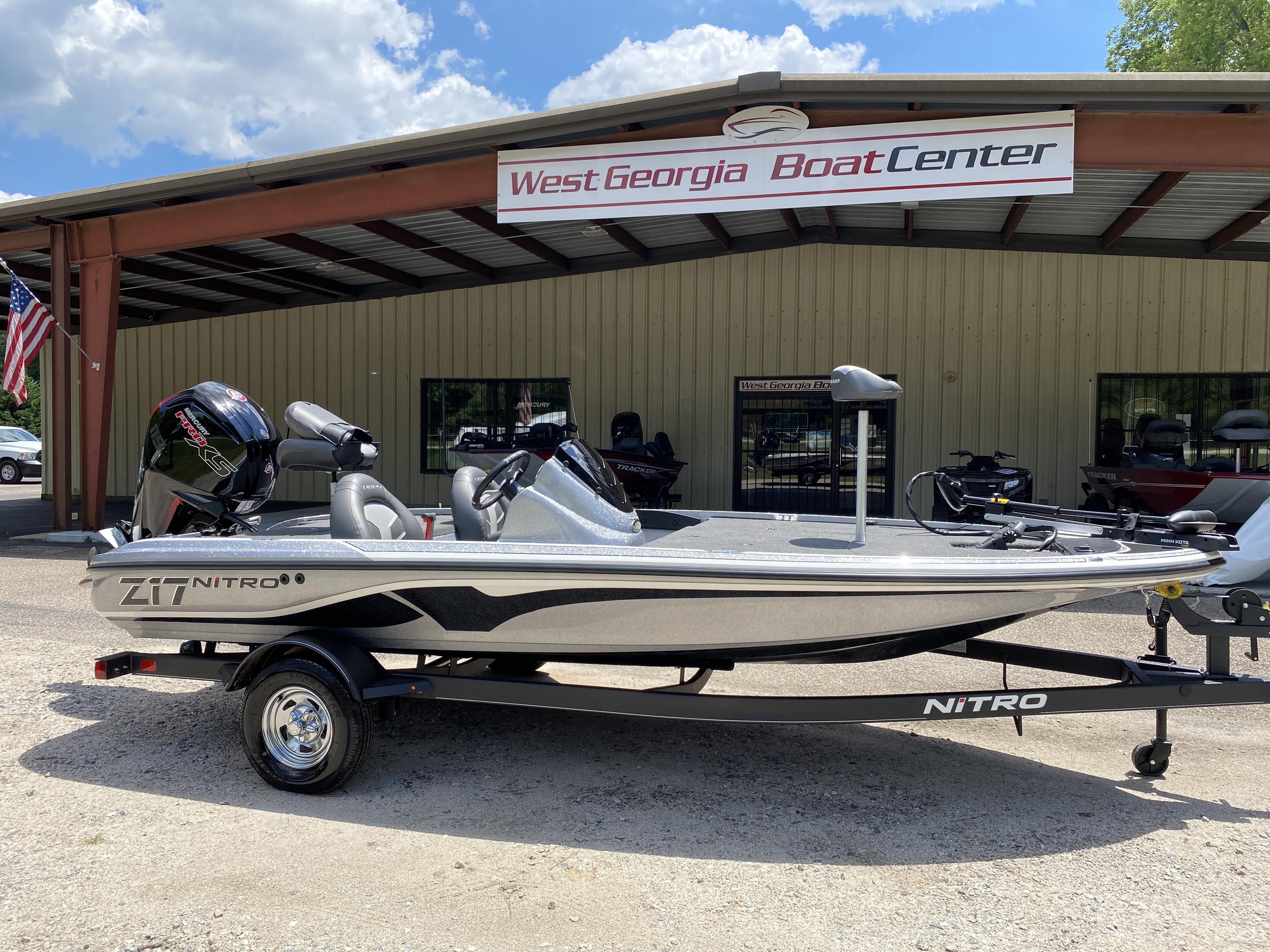 2022 Nitro boat for sale, model of the boat is Z17 & Image # 10 of 20