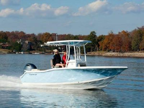 2021 Tidewater boat for sale, model of the boat is 210 LXF & Image # 1 of 1