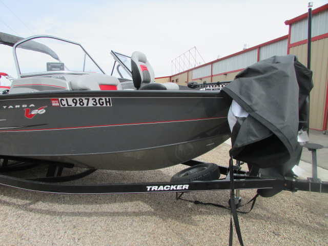 2016 Tracker Boats boat for sale, model of the boat is Targa 20 W/T Sport & Image # 7 of 11