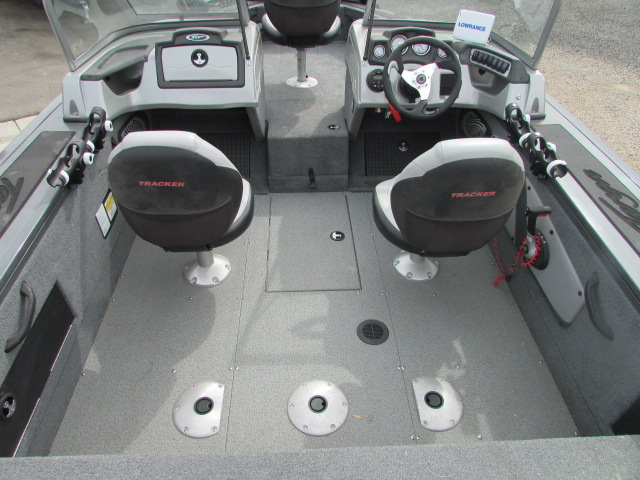 2016 Tracker Boats boat for sale, model of the boat is Targa 20 W/T Sport & Image # 5 of 11