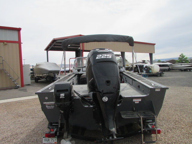 2016 Tracker Boats boat for sale, model of the boat is Targa 20 W/T Sport & Image # 9 of 11