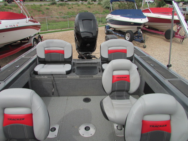 2016 Tracker Boats boat for sale, model of the boat is Targa 20 W/T Sport & Image # 11 of 11