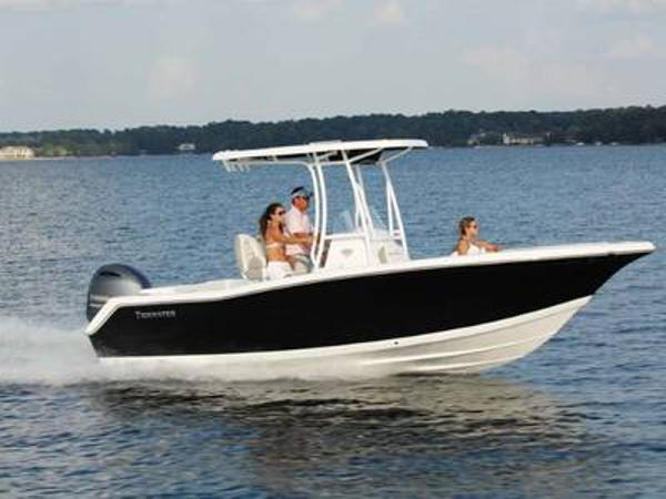 2021 Tidewater boat for sale, model of the boat is 220 LXF & Image # 1 of 1