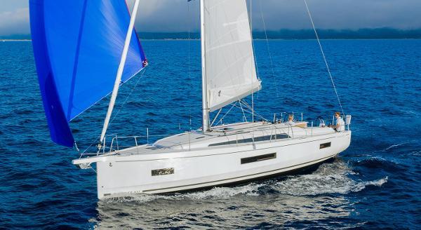 2021 BENETEAU Oceanis 40.1 - In Stock