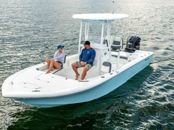 2021 Tidewater boat for sale, model of the boat is 2300 Carolina Bay & Image # 1 of 1