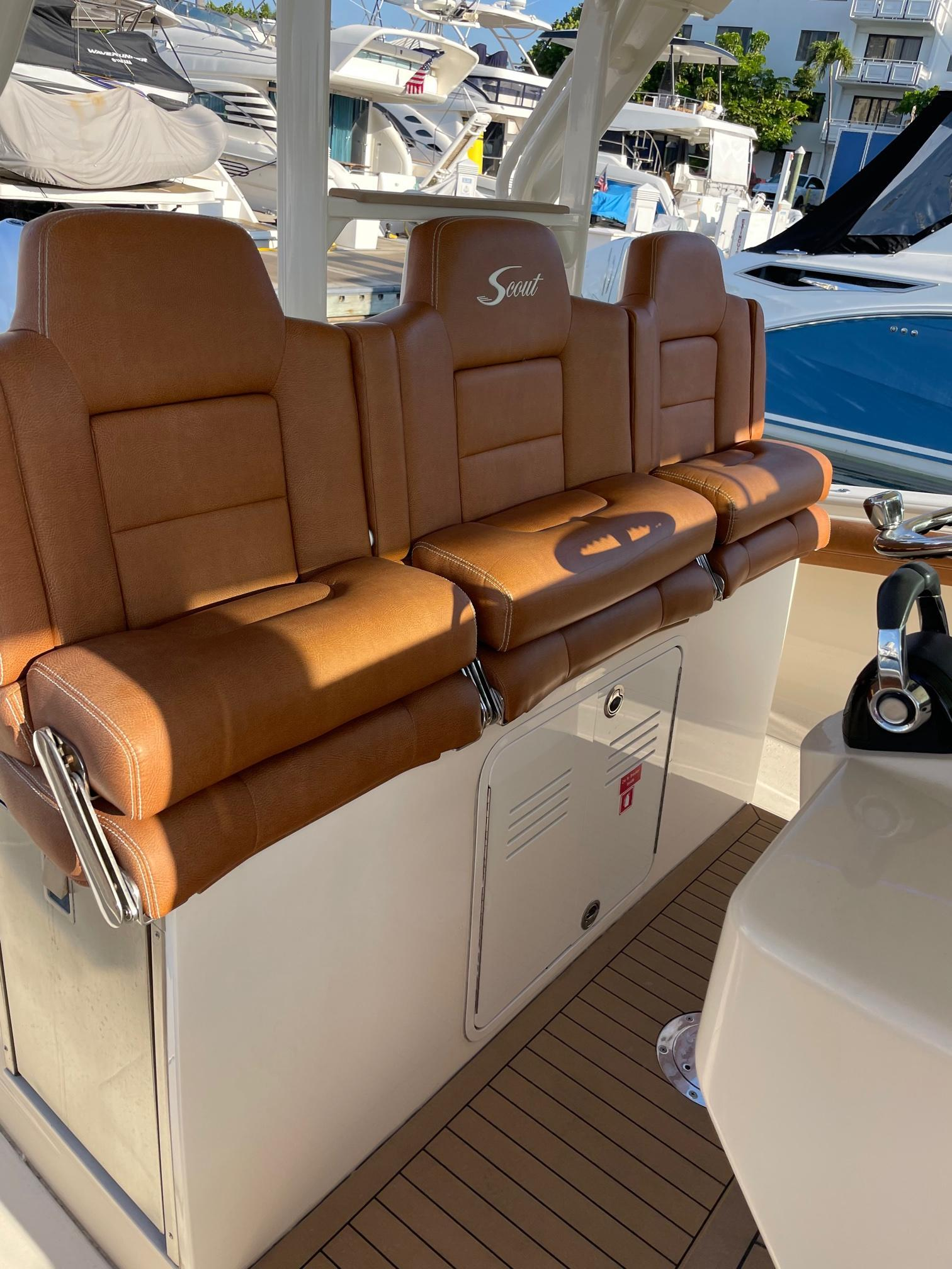 2018 Scout 380 LXF