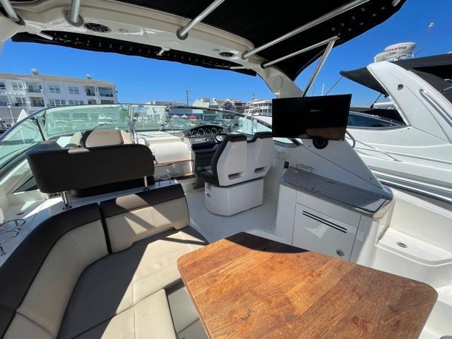 2014 Sea Ray 350 Sundancer #TB8295RL inventory image at Sun Country Coastal in Newport Beach