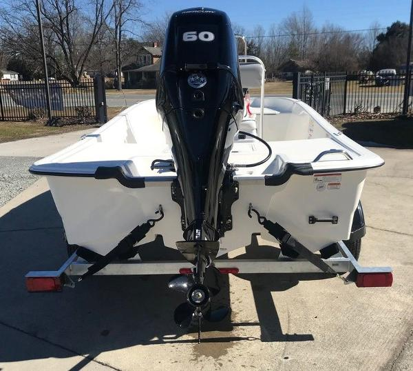 2021 Mako boat for sale, model of the boat is Pro Skiff 17 CC & Image # 18 of 18
