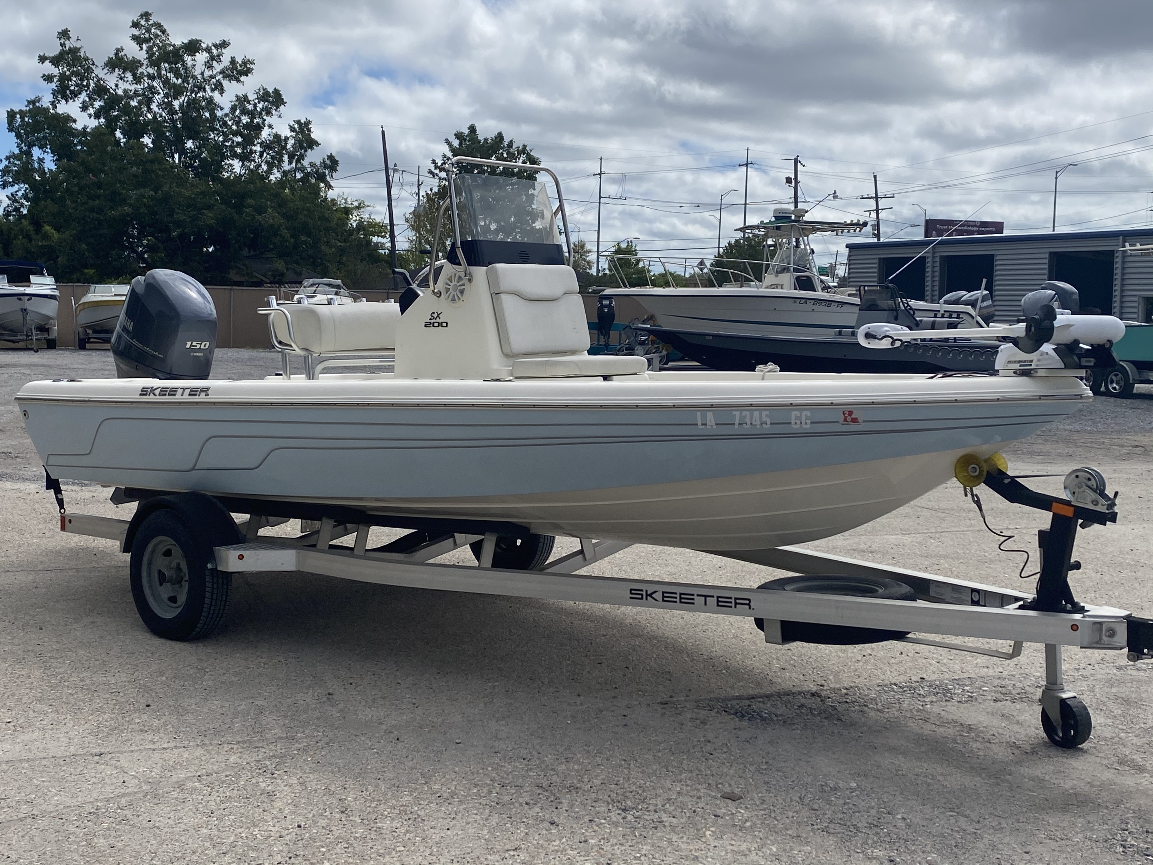 2016 Skeeter boat for sale, model of the boat is SX200 & Image # 14 of 19