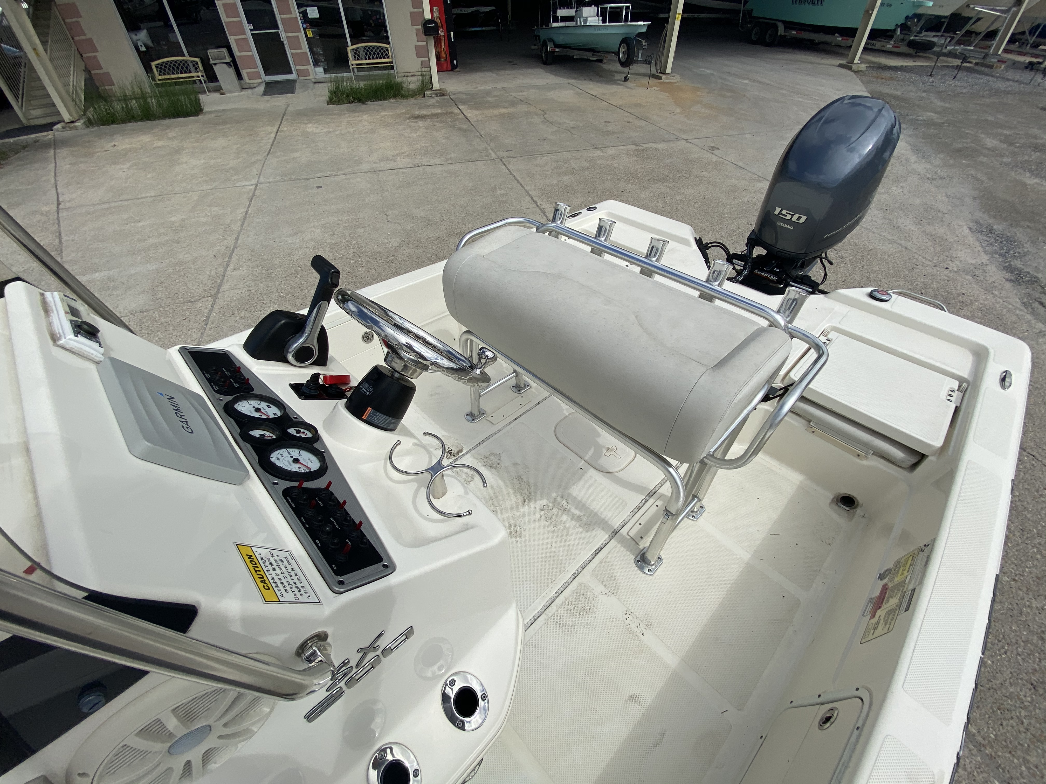 2016 Skeeter boat for sale, model of the boat is SX200 & Image # 15 of 19